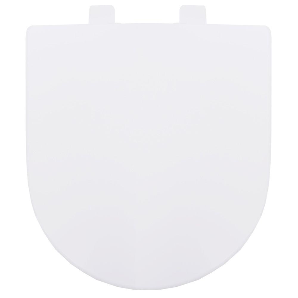 Assento em Resina Termofixa para as Louças Riviera/Smart/Nexo Branca  - Comercial Tuan Materiais para Construção