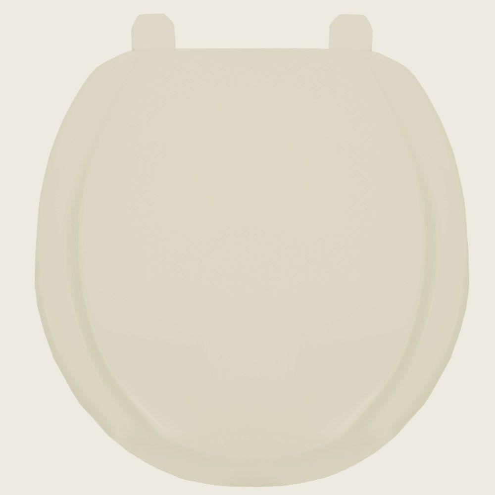 Assento Oval em Polipropileno Exportação Plus Biscuit/Pergamon  - Comercial Tuan Materiais para Construção