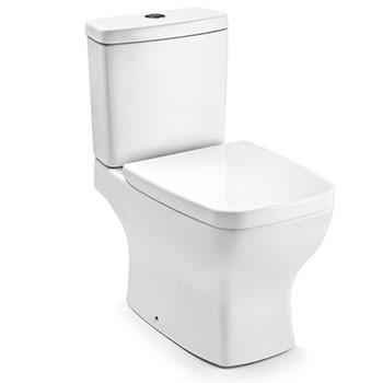 Bacia com Caixa Acoplada Boss Ecof Branca Incepa  - Comercial Tuan Materiais para Construção