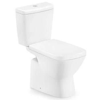 Bacia com Caixa Acoplada Suite Ecof Branca Incepa  - Comercial Tuan Materiais para Construção