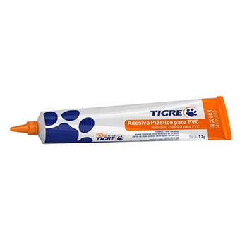 Adesivo Plástico Para PVC Tigre  - Comercial Tuan Materiais para Construção