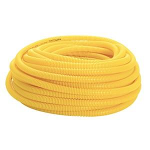Conduíte Amarelo Corrugado Amanco  - Comercial Tuan Materiais para Construção