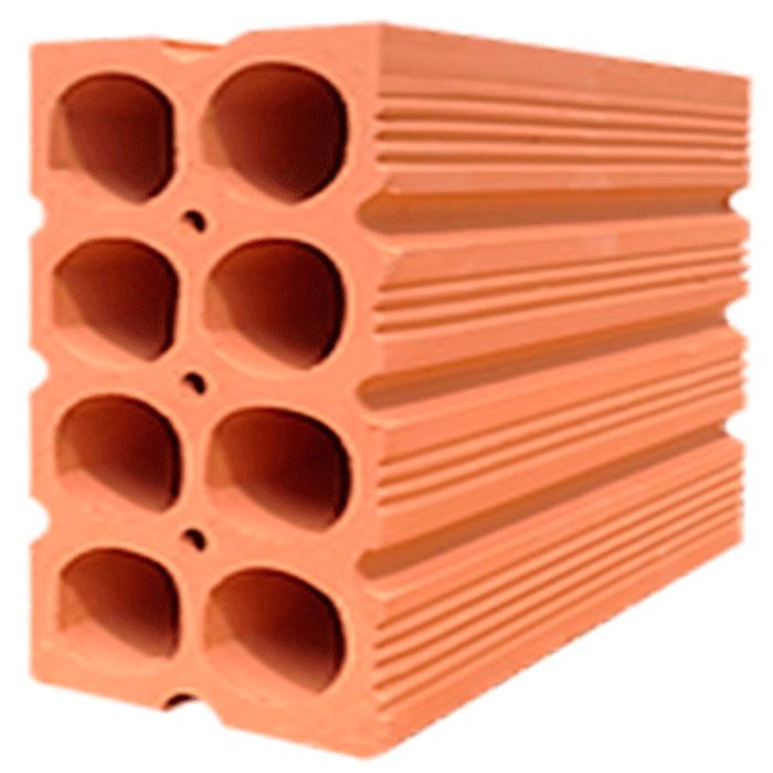 Tijolo Baiano 11,5x19x29cm Cerâmica Kato  - Comercial Tuan Materiais para Construção