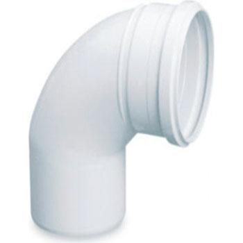 Curva Curta PVC para Esgoto Amanco  - Comercial Tuan Materiais para Construção