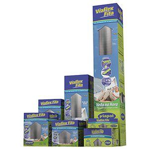 Fita Adesiva Viaflex Viapol  - Comercial Tuan Materiais para Construção