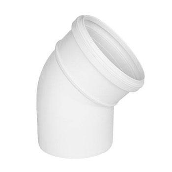 Joelho 45° PVC para Esgoto Amanco  - Comercial Tuan Materiais para Construção