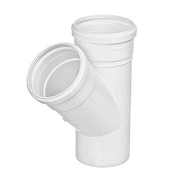 Junção PVC para Esgoto Amanco  - Comercial Tuan Materiais para Construção