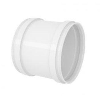 Luva de Correr PVC para Esgoto Amanco  - Comercial Tuan Materiais para Construção