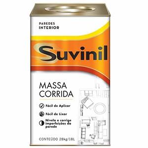 Massa Corrida PVA Suvinil  - Comercial Tuan Materiais para Construção