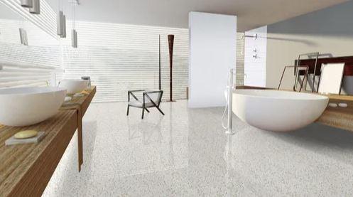 Porcelanato 52x52cm Ceppo Beige Polido Delta  - Comercial Tuan Materiais para Construção