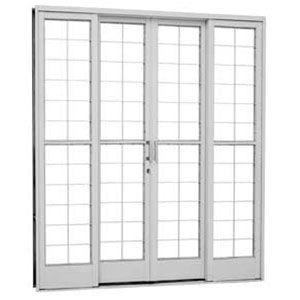 Porta de Correr 4 Folhas 217x200cm Linha Kompacta Sasazaki  - Comercial Tuan Materiais para Construção