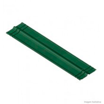 Telha Cumeeira de Fibra Vegetal Acetinada Onduline  - Comercial Tuan Materiais para Construção