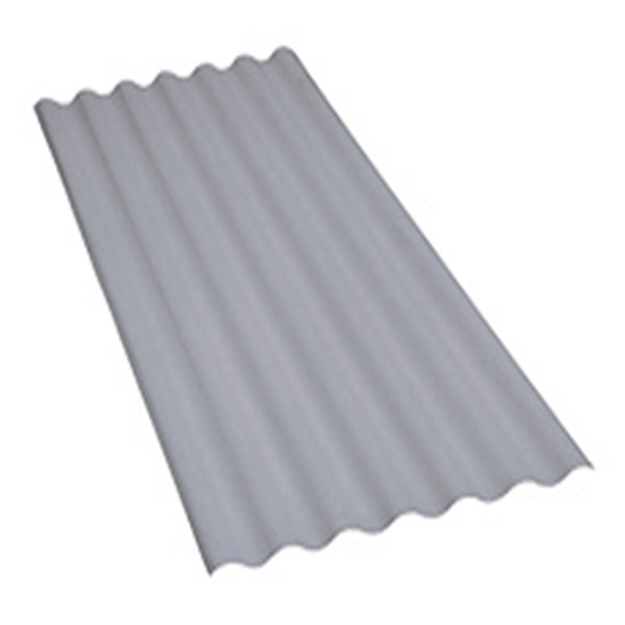 Telha Fibrocimento sem Amianto 6mm Confibra  - Comercial Tuan Materiais para Construção