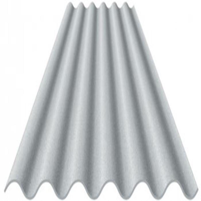 Telha Fibrocimento sem Amianto 6mm Brasilit  - Comercial Tuan Materiais para Construção