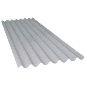 Telha Fibrocimento sem Amianto 8mm Brasilit  - Comercial Tuan Materiais para Construção