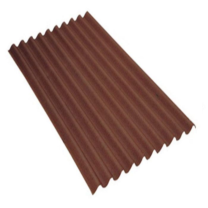 Telha 2,0x0,95m PPHR Onduline  - Comercial Tuan Materiais para Construção