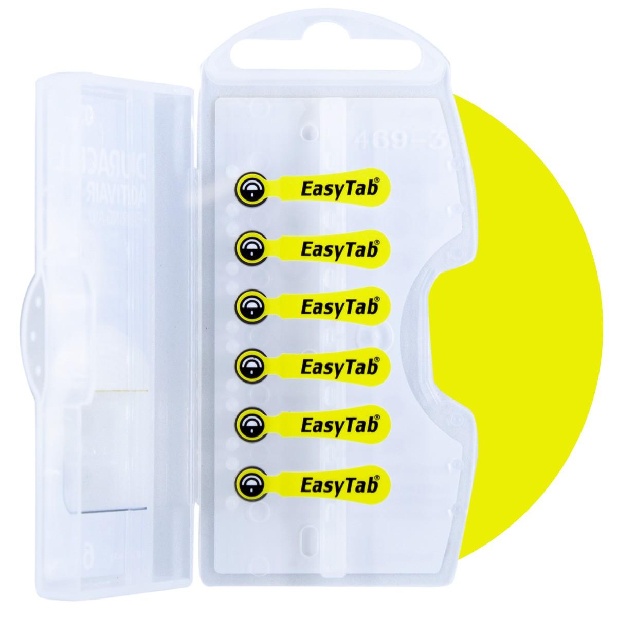 120 Pilhas DA10 DURACELL baterias PR70 Aparelho auditivo