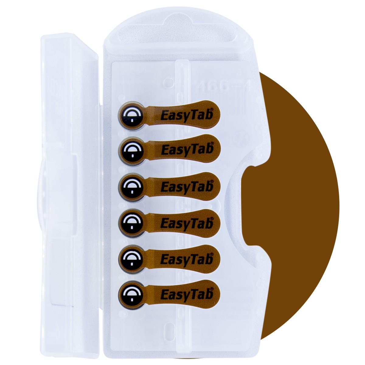 60 Pilhas DA312 DURACELL baterias PR41 Aparelho auditivo