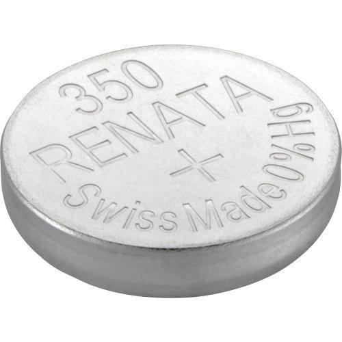 Pilha Bateria 350, Relógio 1.55v Renata Original 10 unid.