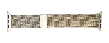 Pulseira Milanese Magnética em Aço para Apple Watch SA3100AP 38/40mm e 42/44mm (alta qualidade)