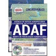 ADAF - AMAZONAS -1.8 - Diversos Cargos