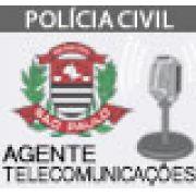 AGENTE de TELECOMUNICAÇÕES - Polícia Civil SP- 2017 - Apostila-Completa em PDF