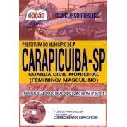 Apostila Completa IMPRESSA - GUARDA CIVIL MUNICIPAL (FEMININO/ MASCULINO)