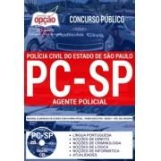 Apostila Concurso AGENTE POLICIAL- POLÍCIA CIVIL - SP.