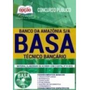 Apostila Concurso BASA - Banco da Amazônia- Técnico Bancário-1.8
