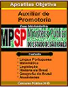 Apostila Concurso (em PDF) AUXILIAR DE PROMOTORIA - Administrativa - MP SP 2019