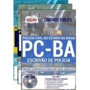 Apostila Concurso ESCRIVÃO DE POLÍCIA CIVIL - BA.