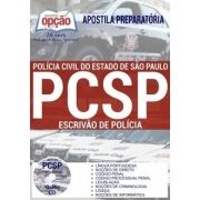 Apostila Impressa-Concurso ESCRIVÃO DE POLÍCIA CIVIL - SP.-1.8