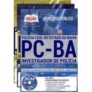 Apostila Concurso INVESTIGADOR DE POLÍCIA CIVIL - BA.