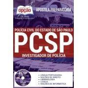 Apostila-Impressa - Concurso INVESTIGADOR POLÍCIA CIVIL - SP.1.8