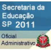 Apostila Concurso OFICIAL ADMINISTRATIVO - Secretaria Educação Est. São Paulo