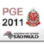 Apostila Concurso PGE Procuradoria Geral do Estado SP
