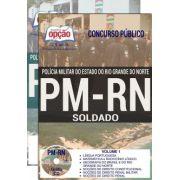 APOSTILA - CONCURSO PM-RIO G NORTE-1.8 - SOLDADO