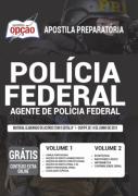 APOSTILA CONCURSO POLÍCIA FEDERAL - AGENTE - IMPRESSA