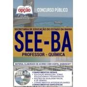 Apostila Concurso SEE - BA - Professor - Química ( Editora Opção )