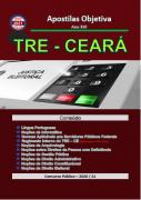Apostila Concurso TRE-CEARÁ-2021 - em PDF Técnico-Judiciário-Administrativa