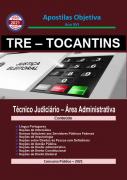 Apostila-Concurso-TRE-TOCANTINS-2021-em-PDF-Técnico-Judiciário-Administrativa