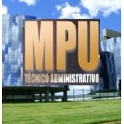 Apostila do Concurso MPU - 2018 (em PDF)