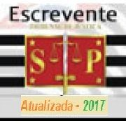 Apostila em PDF-Concurso Escrevente Téc. Judiciário – TJ São Paulo 2017