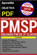 APOSTILA em PDF - CONCURSO SOLDADO DA PM São Paulo-1.9-1