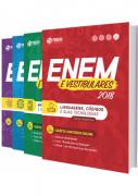 Apostila ENEM - EXAME NACIONAL DE ENSINO MÉDIO - ENEM (4 Volumes)