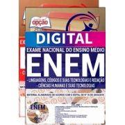 Apostila ENEM - EXAME NACIONAL DE ENSINO MÉDIO - ENEM (DIGITAL)