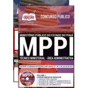 APOSTILA IMPRESSA e DIGITAL - CONCURSO MP - PIAUI -Técnico Ministerial-1.8