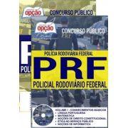 APOSTILA (IMPRESSA) POLÍCIA RODOVIÁRIA FEDERAL-1.8 - CARGO: POLICIAL RODOVIÁRIO