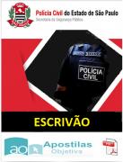 Apostila (PDF)-Concurso-ESCRIVÃO-Polícia Civil SP-Concurso - 2018