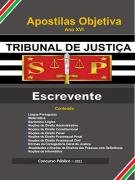 Apostila TJ SÃO PAULO ( em PDF)  Escrevente Técnico Judiciário - 2021
